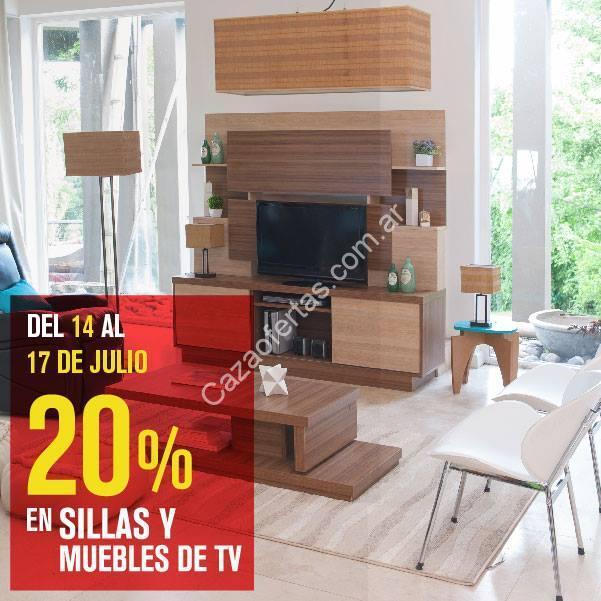Oferta easy 14 al 17 de julio 20 de descuento en cajas for Compra de muebles por internet