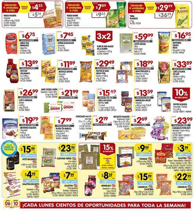 Oferta makro semana 6 al 10 de julio descuentos llevando - Hogarium catalogo de ofertas ...