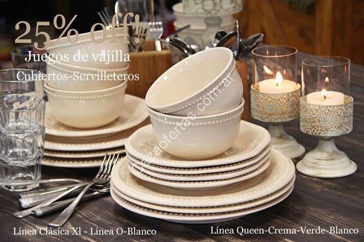 Vajilla clasica beautiful alfreedom juego de platos de for Vajillas porcelana clasicas