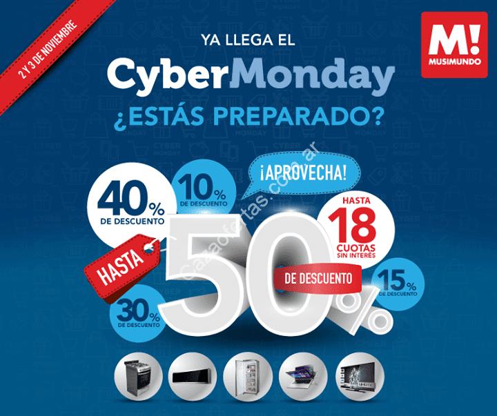 Promo cyber monday 2015 en musimundo hasta 50 de Cyber monday 2016 argentina muebles