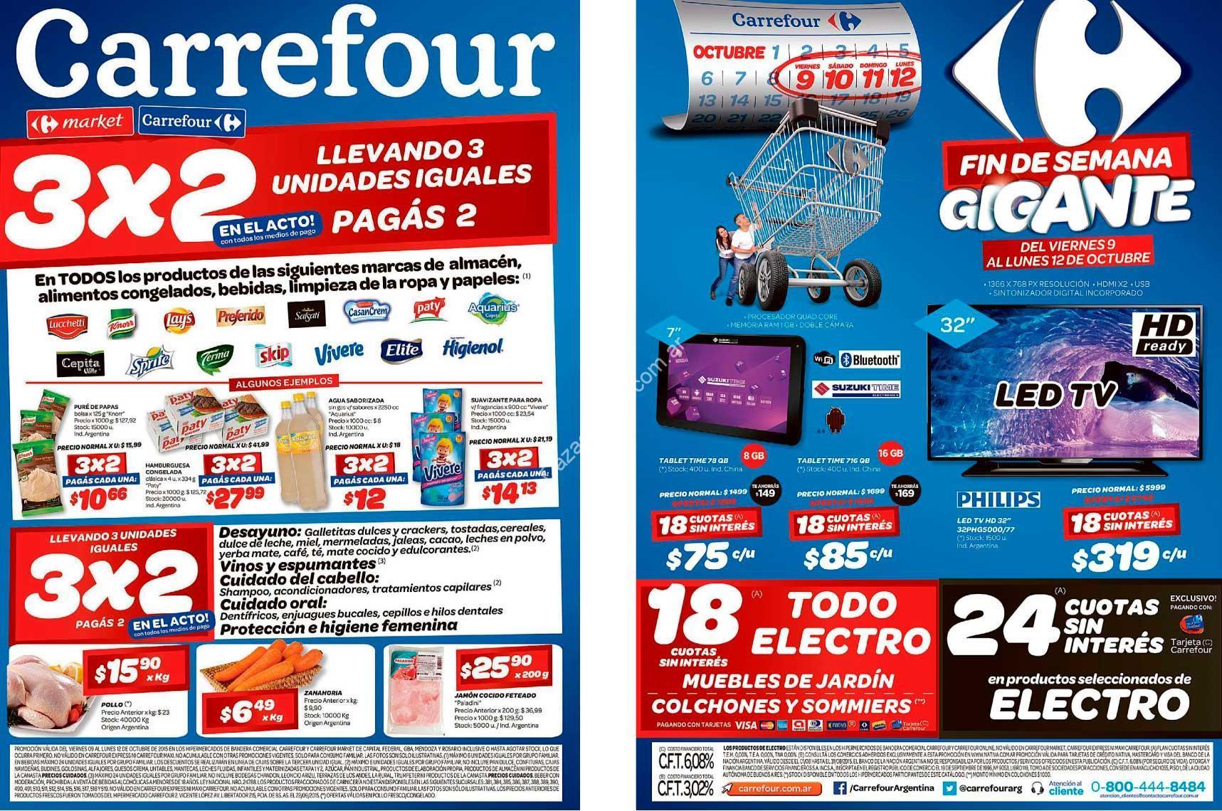 Carrefour Colchones Great Oferta Carrefour De Descuento En Tu  ~ Colchones Enrollados Baratos Carrefour