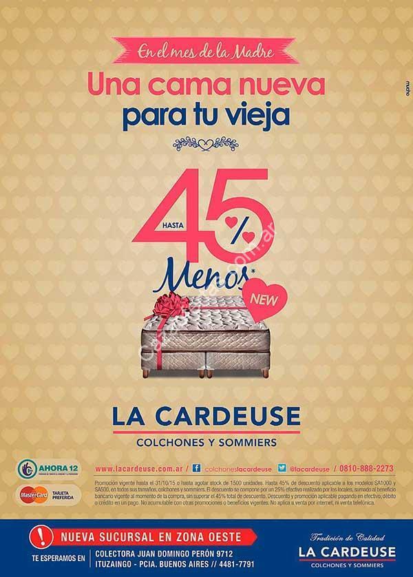 Promoci N D A De La Madre La Cardeusse 45 De Descuento