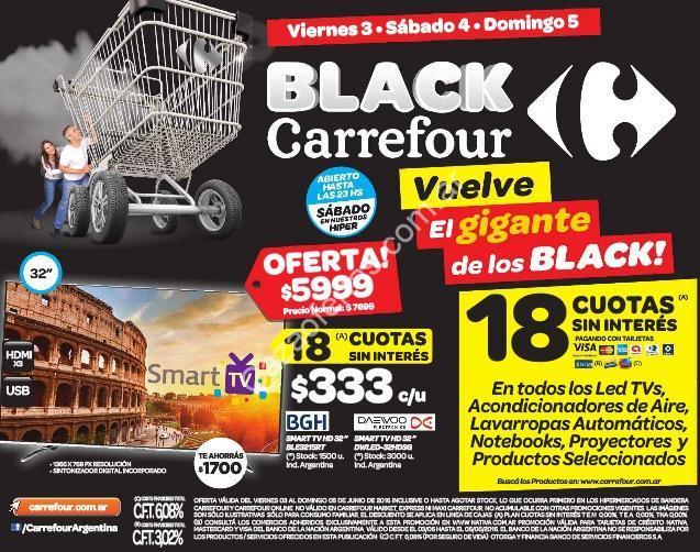 6d5a5fde8 Imagen de la promo  Ofertas Black Carrefour 3 al 5 de junio 2016  productos