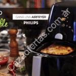 Sorteo Garbarino Cocina Saludable: Ganá una freidora AirFryer Philips