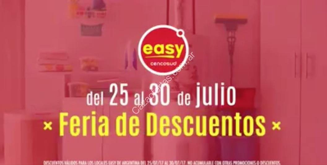 Feria De Descuentos Easy Hasta 30 Off En Grifer As