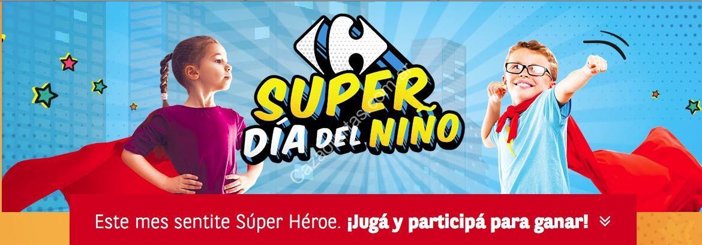 Concurso Día del Niño Carrefour: Ganá una Playstation 3