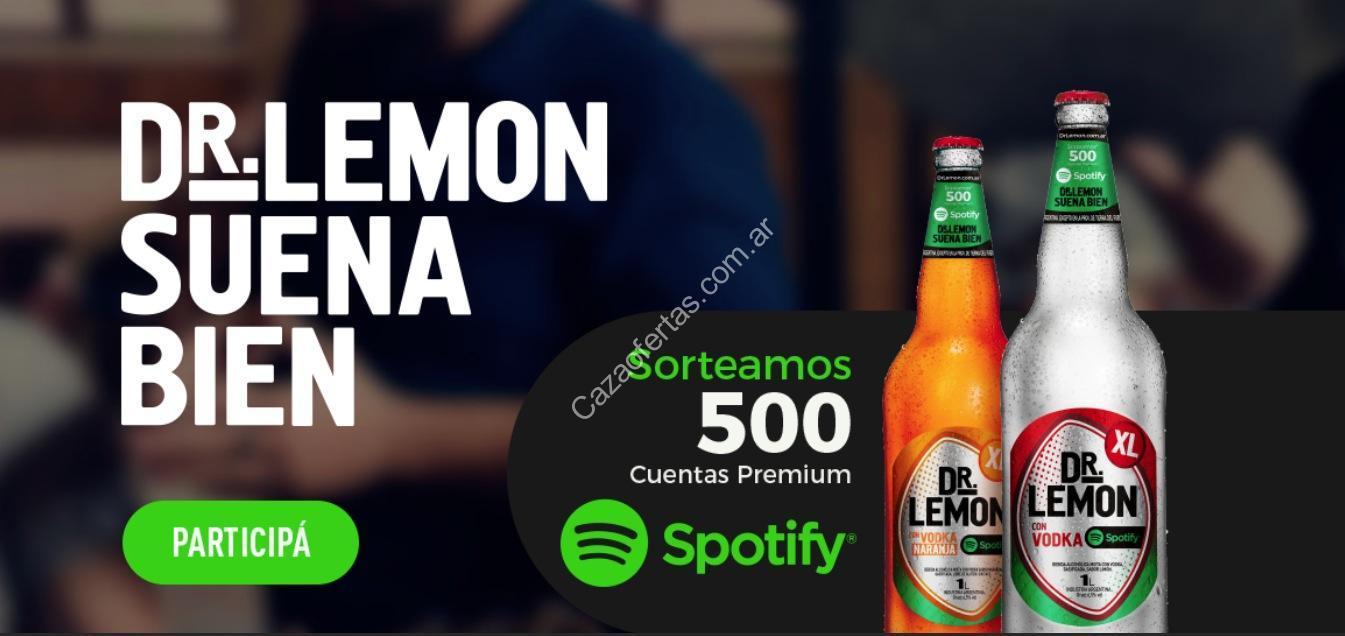 Promo Dr Lemon Suena Bien Carg 225 Tu C 243 Digo Y Gan 225 Cuentas