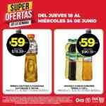 Super Ofertas de la Semana DIA del jueves 18 al miércoles 24 de junio 2020