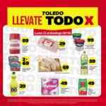 Ofertas Toledo Llevate Todo X del lunes 22 al domingo 28 de junio 2020