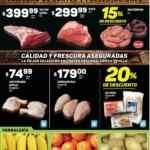 Folleto en carnicería, frutas y verduras Makro del 29 de junio al 5 de julio