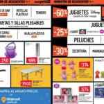 Folleto maratón de descuentos Walmart y Changomas del 2 al 15 de julio 2020