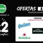 Jumbo y Disco Ofertas al Límite fin de semana del 17 al 19 de julio