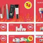 Promociones Farmacity Hot Sale 2020: 2x1 en maquillaje y más