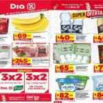 Folleto Super Ofertas Supermercados DIA del jueves 30 de julio al miércoles 5 de agosto
