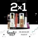 Beauty Week Get The Look: Hasta 2x1 y 6 cuotas sin interés
