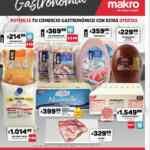 Folleto Ofertas Gastronómicas Makro del 21 al 25 de septiembre
