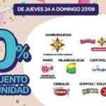 Ofertas Toledo de finde del 24 al 27 de septiembre 2020