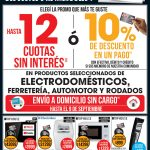 Folleto de ofertas COTO Super fin de Semana del jueves 3 al miércoles 9 de septiembre