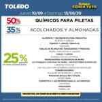 Ofertas Supermercados Toledo fin de semana del 10 al 13 de septiembre