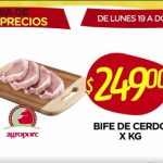 Ofertas de las Semana Supermercados Toledo del lunes 19 al domingo 25 de octubre 2020