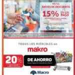 Folleto ofertas semanales Makro del 5 al 11 de noviembre 2020