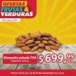 Ofertas Frutas y Verduras Hipermayorista Makro del 12 al 15 de noviembre 2020