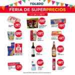 Folleto Supermercados Toledo del 24 al 29 de noviembre 2020
