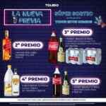 Sorteo La Nueva Previa Supermercados Toledo: Ganá 1 de 13 packs para disfrutar en casa