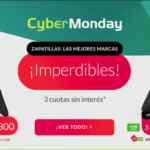 Falabella Cyber Monday 2020: Hasta 18 cuotas sin interés y más en falabella.com.ar