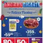 Folleto Carrefour Ahorro Gigante del 24 al 30 de noviembre 2020