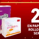 Ofertas DIA Feria Online 16 de diciembre: 2x1 en papel higiénico, shampoo, pan dulce, sidras y más