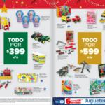 Folleto Juguetería Carrefour diciembre 2020