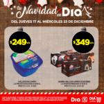 Ofertas Navidad en DIA del Jueves 17 al Miércoles 23 de diciembre