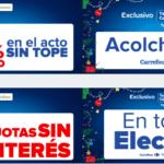 Ofertas Carrefour Felices Fiestas del 26 de diciembre al 4 de enero 2021