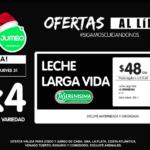 Ofertas Al Límite Disco y Jumbo del Lunes 28 al Jueves 31 de diciembre