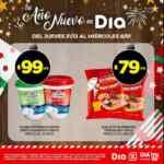 Ofertas Supermercados DIA Año Nuevo del jueves 31 al miércoles 6 de enero 2021