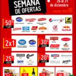 Folleto Semana de ofertas Changomas y Walmart del 26 al 31 de diciembre 2020