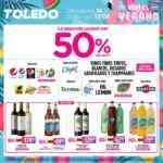 Folleto Supermercados Toledo finde del jueves 14 al domingo 17 de enero