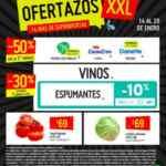 Folleto semanal Changomas y Walmart Ofertazos XXL del 14 al 20 de enero