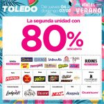 Ofertas de finde Supermercados Toledo del 4 al 7 de febrero 2021