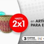 Ofertas de la Semana Disco del 8 al 14 de febrero: Hasta 2x1 en productos
