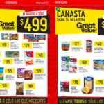 Folleto Ofertazos Walmart y Changomas del 11 al 17 de febrero 2021