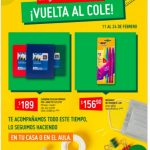 Catálogo Changomas y Walmart Vuelta al Cole 2021 del 11 al 24 de febrero