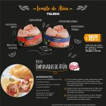 Folleto Supermercados Toledo Felices Pascuas del 29 de marzo al 4 de abril