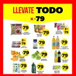 Folleto Supermercados Toledo Llevate Todo X del 22 al 28 de marzo