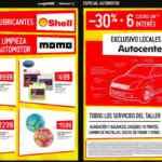 Folleto Especial Changomas y Walmart Especial Automotor al 30 de marzo