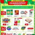 Folleto Changomas Changofest del 18 al 28 de marzo