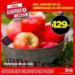 Ofertas DIA en frutas y verduras del 18 al 24 de marzo
