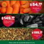 Ofertas Frutas, verduras y granja Makro del 25 al 28 de marzo