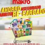 Ofertas Makro del 4 al 10 de marzo 2021